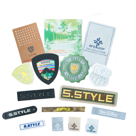 Emblems,Labels