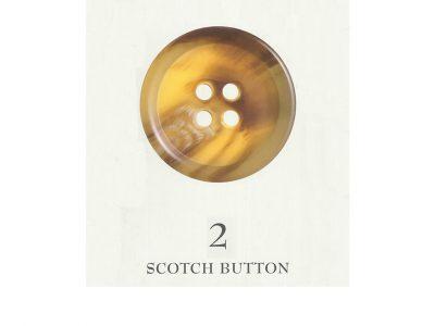バイオマス商品であるスコッチボタン